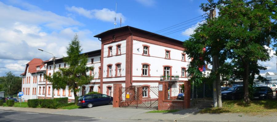 Siedziba firmy HLT w Głuchołazach
