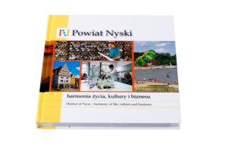 """HLT w publikacji """"Powiat Nyski - harmonia życia, kultury i biznesu"""""""