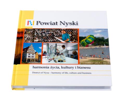 """HLT w publikacji """"Powiat Nyski – harmonia życia, kultury i biznesu"""""""