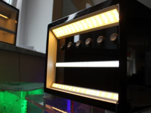Ekspozytor oświetlenia HLT