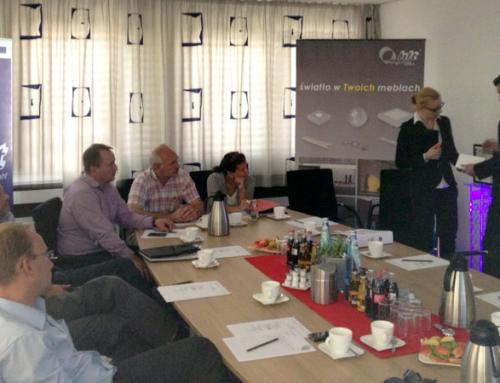 Konferencja na rynku niemieckim!