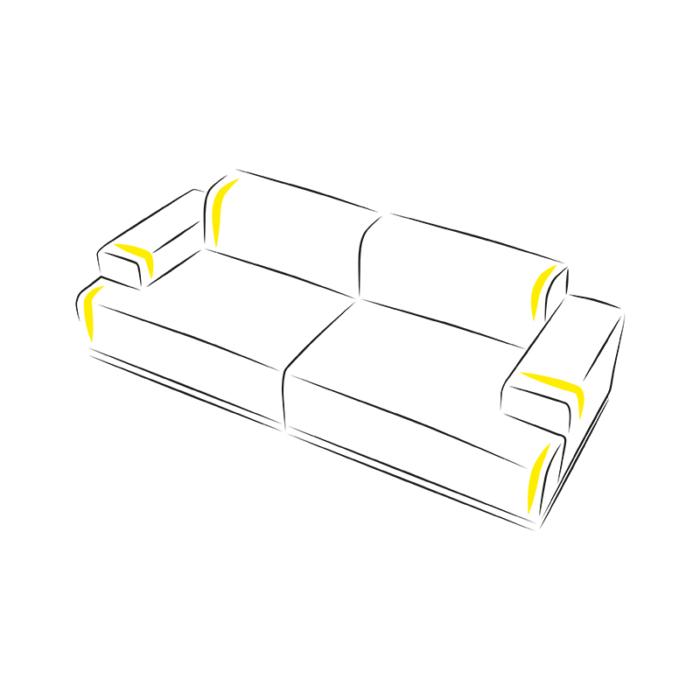 Cover eleastic - elastyczny profil led do wpustu do mebli - zastosowanie