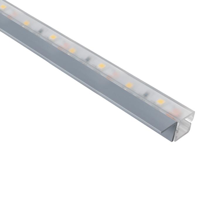 Duery 3d profil led. Profil LED do półek meblowych.