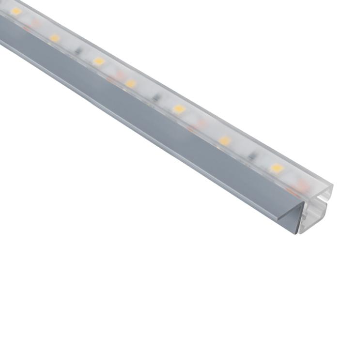 Duery 2d profil led. Profil LED do półek meblowych.