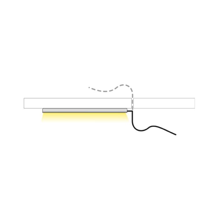 FOTON - LED-Leuchte für Möbel