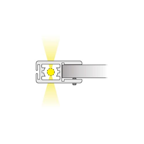 GLOW LED 2D LED-Beleuchtung für Möbel