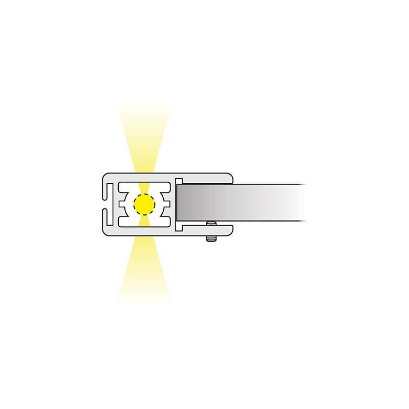 Glow LED 2D