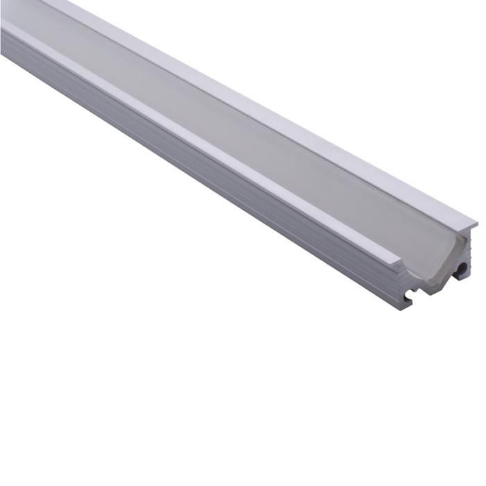 IVER LINE aluminiowy profil do oświetlenia ledowego do wpsutu