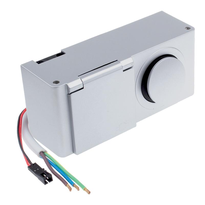 Kombibox 230 V AC 12 V DC ip44