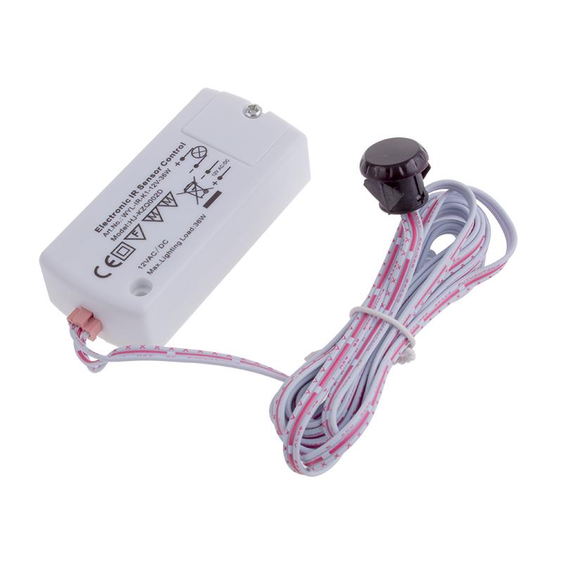 Zestaw sterujący LED IR-K1 230 V AC