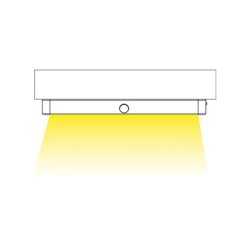 Lumini D - Motion Sensor Rechargeable Battery LED Light