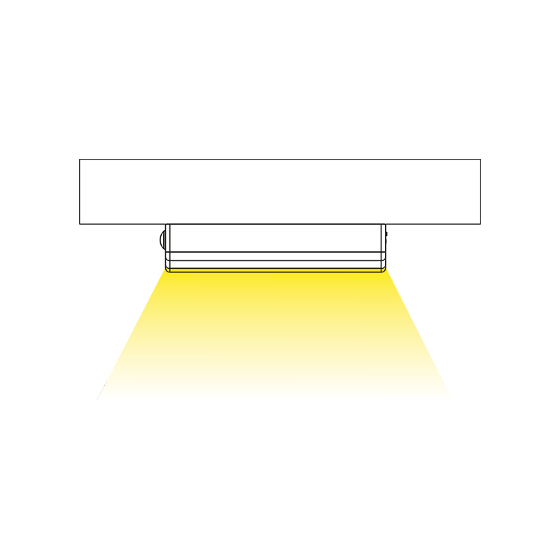 Lampka LED z akumulatorem Lumini I - montaż