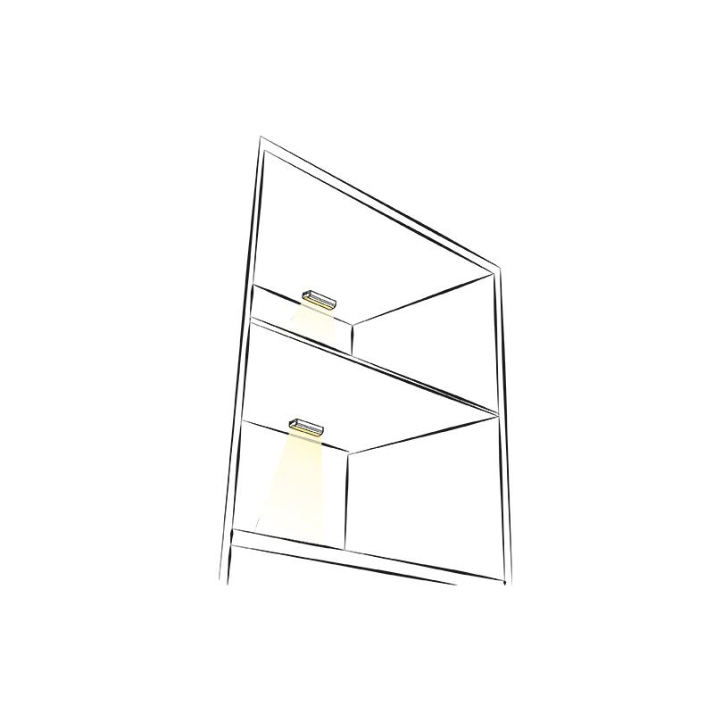 Lampka LED z akumulatorem Lumini I - Aranżacja