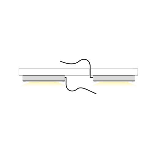 Oprawa LED Slim Base - światło