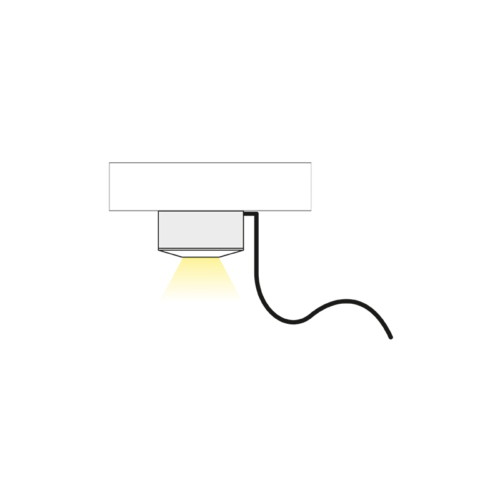Primus Base - LED luminaire for furniture - light