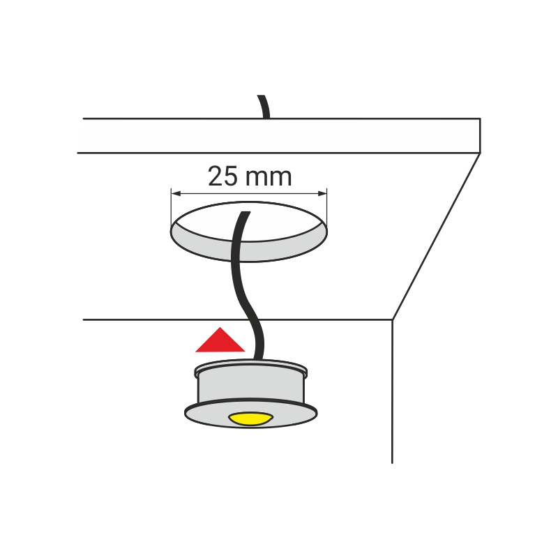 Prmius LED montaż