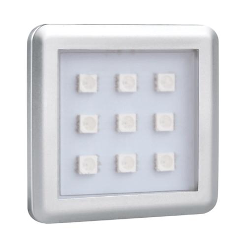 Oświetlenie led do mebli - square RGB