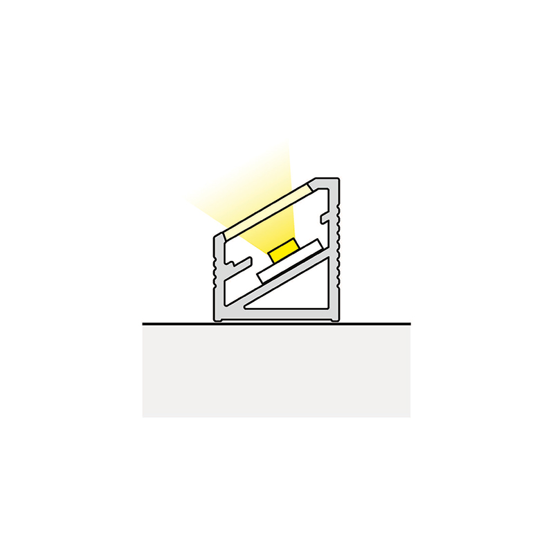 Starline Micro - sposób świecenia
