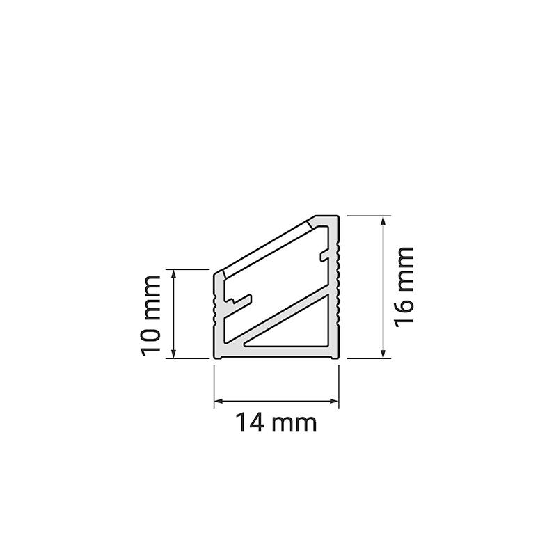 Starline Micro - rysunek technicznyc