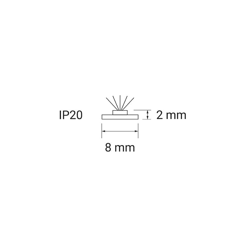 Taśma LED RGB 60 LED IP20