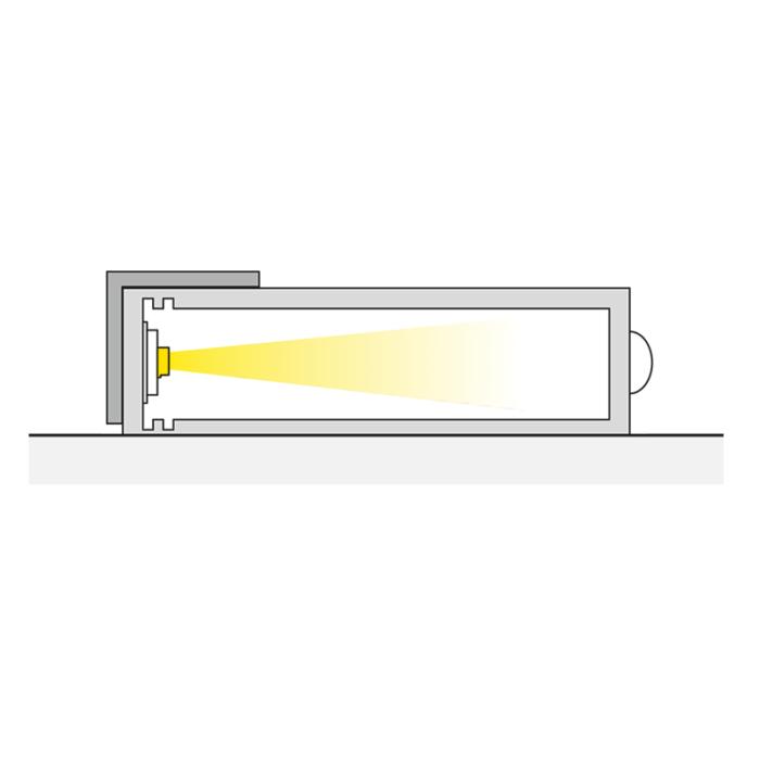 Oświetlenie led Trend Pir do mebli - światło