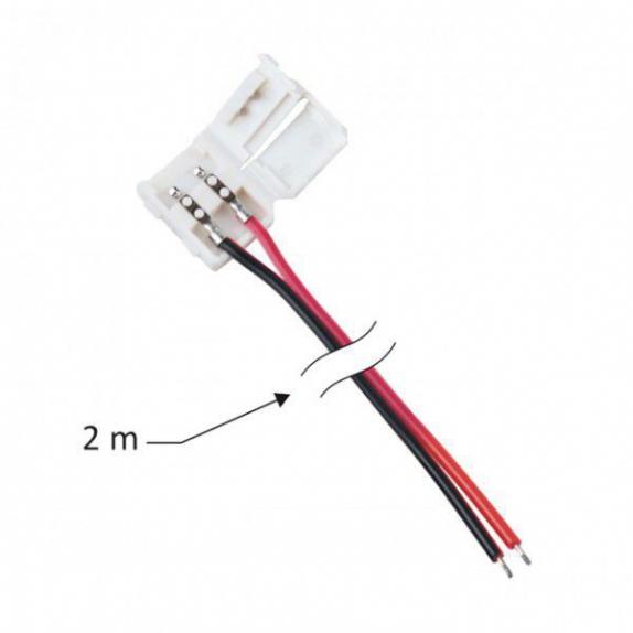 Przewód montażowy do taśm LED 10 mm