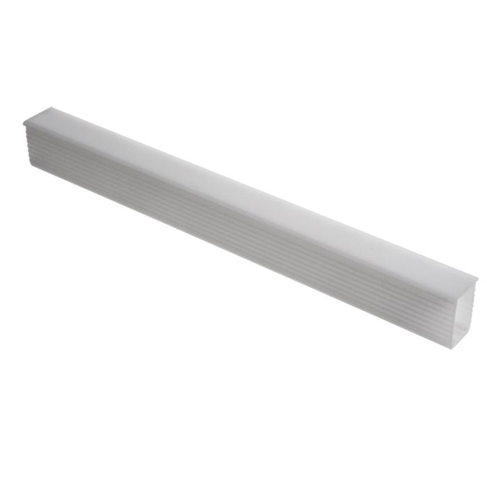 Rodled maxi - profil led z tworzywa sztucznego do wpsutu - sposób działania - świecenia