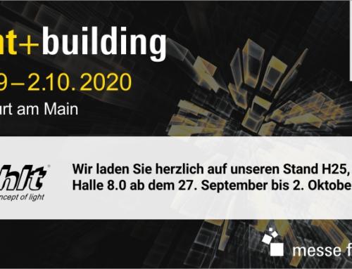 Light + Building – Weltleitmesse für Licht und Gebäudetechnik