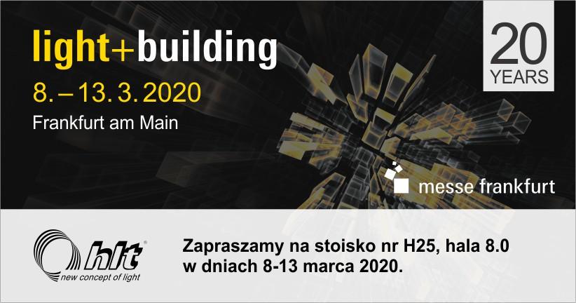 Light and building zaproszenie