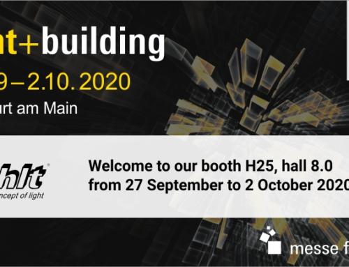 Light And Building 27.09 – 02.10.2020 in Frankfurt